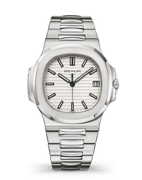 Wholesael Patek Philippe Nautilus Automatic Silver-White Dial Watch 5711/1A-011 watch